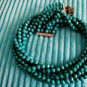 Sassy Jones Turquoise Beads